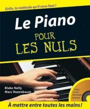 Pour Les Nuls Méthode Piano + Cd - Blake Neely & Marc Rozenbaum
