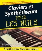 Pour Les Nuls Méthode - Claviers Et Synthetiseurs + Cd - Christophe Martin De Montagu