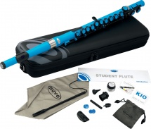 Nuvo Student Flute Bleue