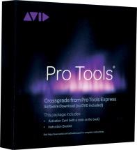 Avid Avid Maj De Pro Tools Express Vers Serie 11