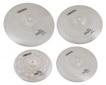 Obera Cymbals Set 4 Cymbales Silencieuces Mute - 14 16 18 20