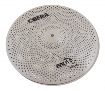 Obera Cymbals Hi Hat 14 Mute - Cymbale Silencieuse