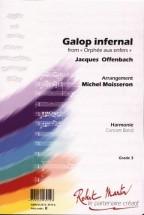Offenbach J. - Moisseron M. - Galop Infernal Extrait De Orfe Aux Enfers