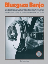 Bluegrass Banjo + Cd - Guitar Tab