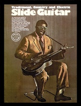 Slide Guitar Traditional Country And Electric - Guitar Tab