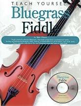 Teach Yourself Bluegrass Fiddle + Cd - Violin