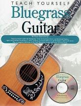 Russ Barenberg - Teach Yourself Bluegrass Guitar - Guitar