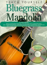 Teach Yourself Bluegrass Mandolin + Cd - Mandolin
