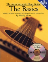 The Art Of Acoustic Blues Guitar The Basics + Dvd - Guitar