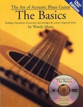 The Art Of Acoustic Blues Guitar The Basics + Dvd - Guitar