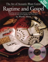 The Art Of Acoustic Blues Guitar Ragtime And Gospel + Dvd - Guitar