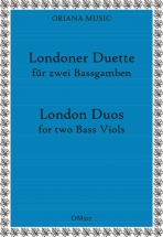 London Duos For Two Bass Viols