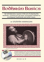 Hannigan Steafan - Bodhran Basics - Drums