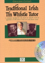 Cotter Geraldine - The Irish Tin Whistle Tutor - Tin Whistle