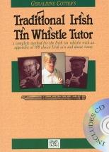 Cotter Geraldine - The Irish Tin Whistle Tutor - Tin Whistle