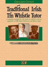 Cotter Geraldine Traditional Irish Tin Whistle Tutor - Pennywhistle