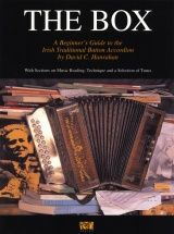 Hanrahan David C. - The Box - A Beginners Guide To The Irish Traditional Button Accordion