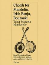 Loesberg John - Chords For Mandolin, Irish Bango, Bouzouki - Mandolin