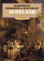 Traditional Folksongs And Ballads Of Scotland Vol 1 Book