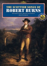 Burns Robert - The Scottish Songs Of Robert Burns - Melody Line, Lyrics And Chords