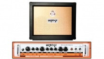 Orange Rockerverb Rk50c112 Black