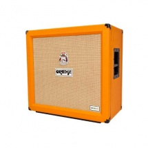 Orange Enceinte Crush Pro 4x12 Compacte, 240w, 16 Ohms