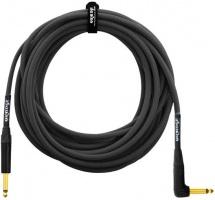 Orange Cable Guitare 3m Noir Coude