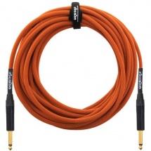 Orange Cable Guitare 10m Orange