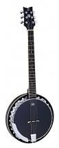 Ortega Banjo 6 Obj3506 Black + Housse