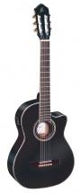 Ortega Rce141 Spruce Black + Housse