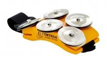 Ortega Ossft - Tambourin Au Pied Avec Cymbalettes