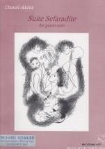 Akiva Daniel - Suite Sefaradite- Piano