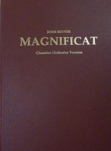 Rutter J. - Magnificat - Score Chamber Version