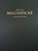Rutter J. - Magnificat - Score Orchestral Version