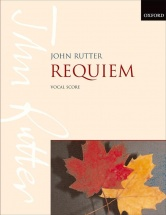 Rutter John - Requiem - Vocal Score