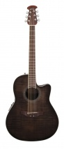 Ovation Celebrity Standard Plus Cs24ptbby Transnoire Erable Flamme