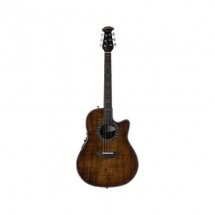 Ovation Legend Plus Deep Contour Cutaway Koa Burst