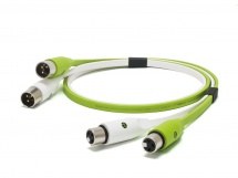 Oyaide Cable Stereo 2 Xlrf - 2 Xlrm 2m