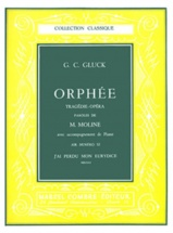 Gluck G.w. - Orphee and Eurydice N°12 J