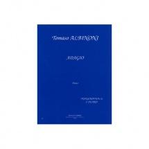 Albinoni Tomaso - Adagio - Piano