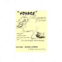Coulpied-sevestre Germaine - Voyage : Du Moyen-age Aux Temps Modernes - Piano