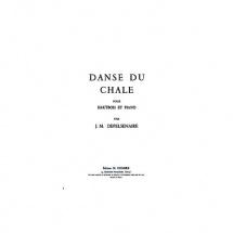 Depelsenaire Jean-marie - Danse Du Chale - Hautbois Et Piano