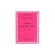 Classens Henri - Danza - Scherzettino - 3 Flutes