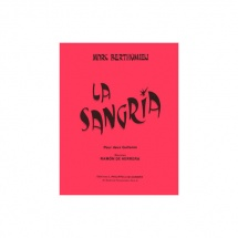 Berthomieu Marc - La Sangria - 2 Guitares