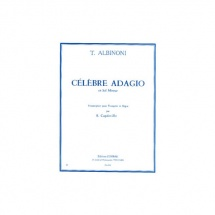 Bach J. S. - Albinoni T. - Adagio - Trompette Et Piano