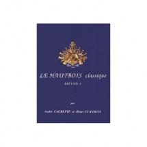 Caurette/classens - Le Hautbois Classique Recueil A