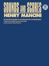 Mancini Henry - Sounds And Scores + Cd - Pvg