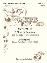 Joplin Scott - Solace - Two Pianos