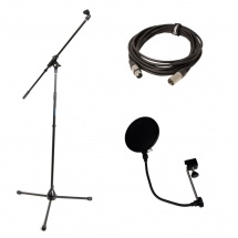 Woodbrass Pack Accessoires Home Studio Light