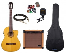 Eagletone Pack Solea Eq + Stagg 40 Aa + Accessoires